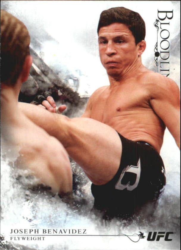 2014 Topps UFC Bloodlines #16 Joseph Benavidez