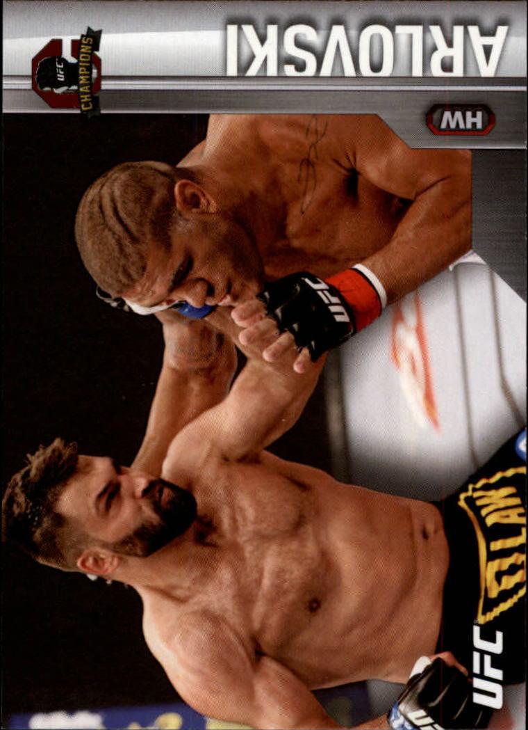 2015 Topps UFC Champions #5 Andrei Arlovski