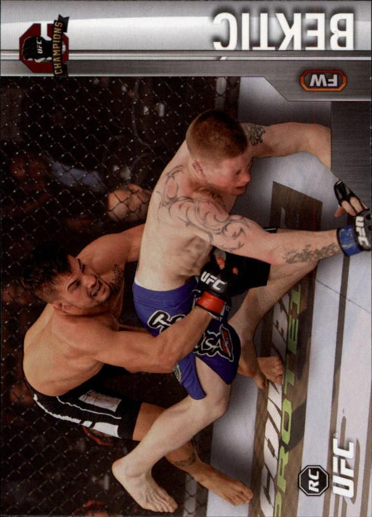 2015 Topps UFC Champions #9 Mirsad Bektic