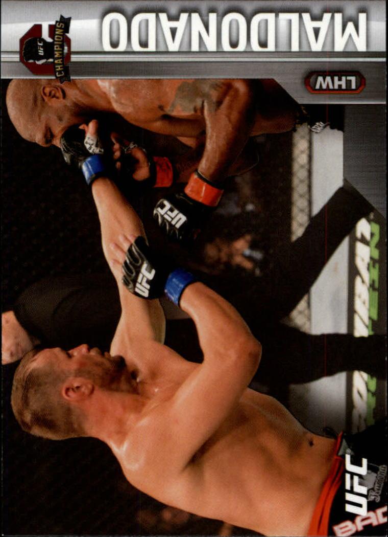 2015 Topps UFC Champions #136 Fabio Maldonado