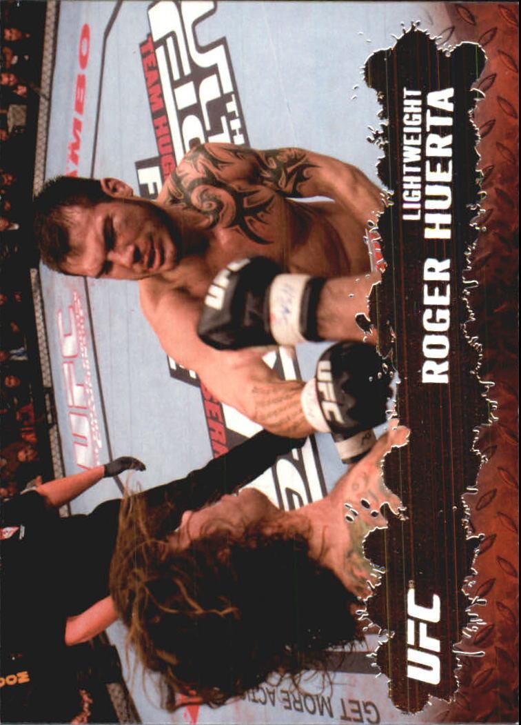 2009 Topps UFC #6 Roger Huerta