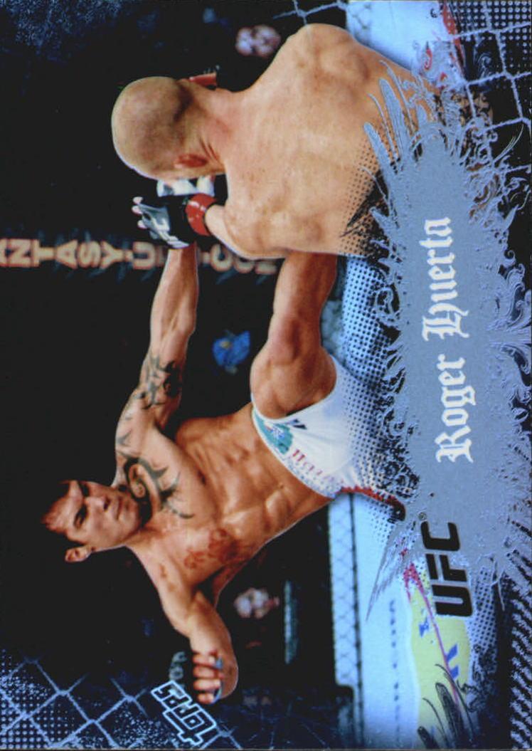 2010 Topps UFC Main Event #53 Roger Huerta