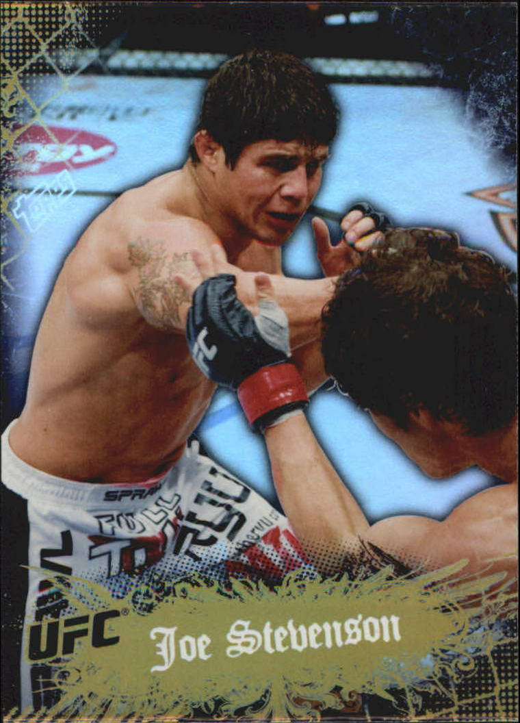 2010 Topps UFC Main Event Gold #4 Joe Stevenson