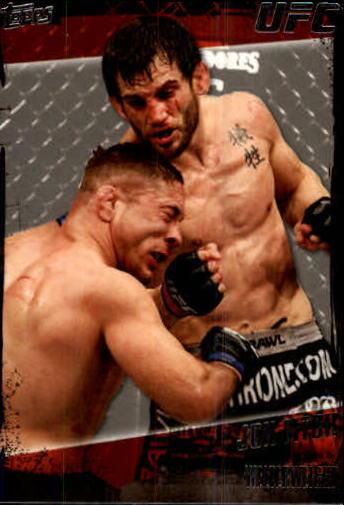 2010 Topps UFC #4 Jon Fitch