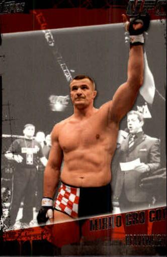 2010 Topps UFC #6 Mirko Cro Cop