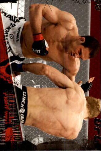 2010 Topps UFC #7 Ricardo Almeida