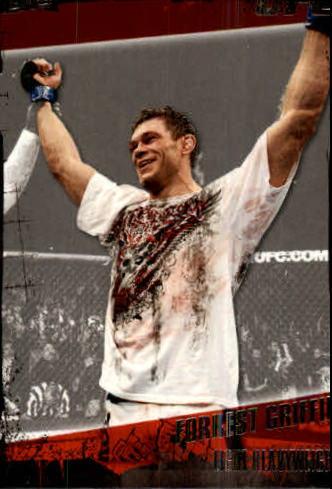 2010 Topps UFC #12 Forrest Griffin