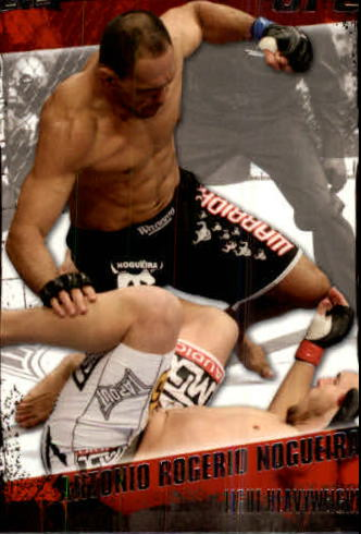 2010 Topps UFC #19 Antonio Rogerio Nogueira