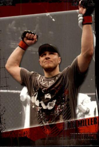 2010 Topps UFC #22 Dan Miller