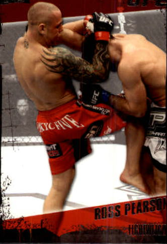 2010 Topps UFC #31 Ross Pearson
