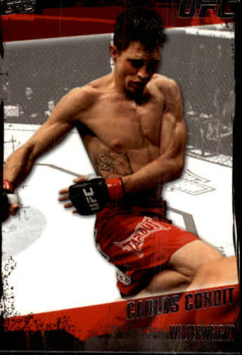 2010 Topps UFC #38 Carlos Condit
