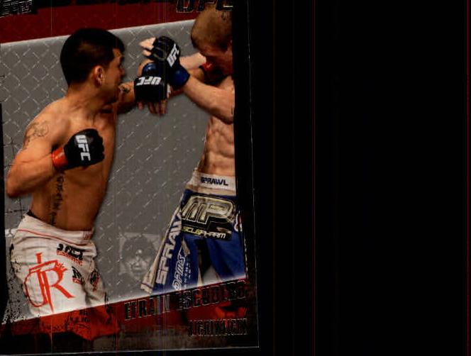 2010 Topps UFC #39 Efrain Escudero