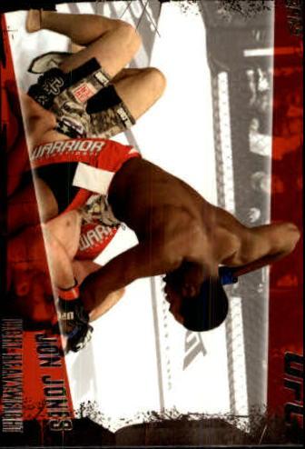 2010 Topps UFC #49A Jon Jones