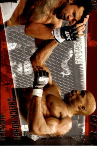 2010 Topps UFC #56 Cheick Kongo