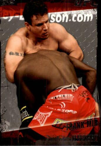 2010 Topps UFC #57 Frank Mir
