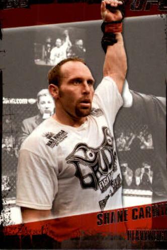 2010 Topps UFC #98 Shane Carwin
