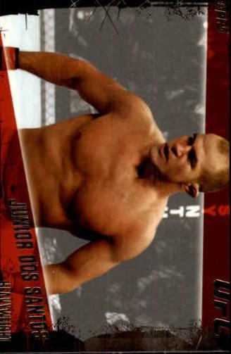 2010 Topps UFC #103 Junior dos Santos