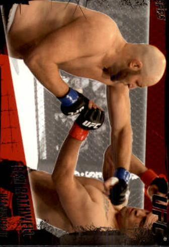2010 Topps UFC #113 Ben Rothwell