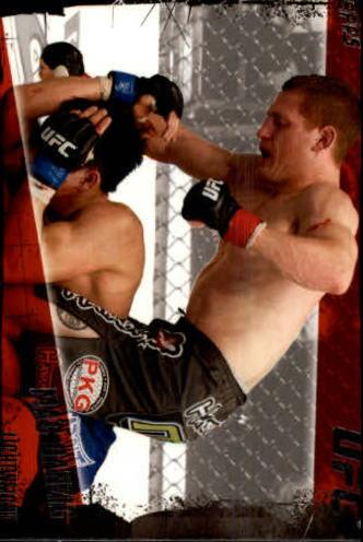 2010 Topps UFC #135 Mac Danzig