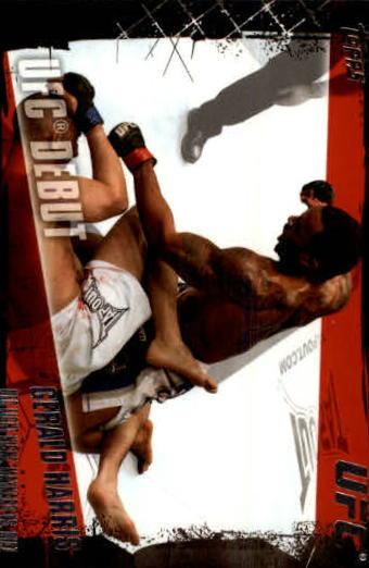 2010 Topps UFC #154 Gerald Harris