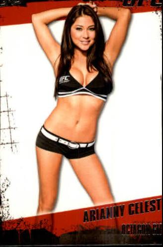 2010 Topps UFC #171 Arianny Celeste
