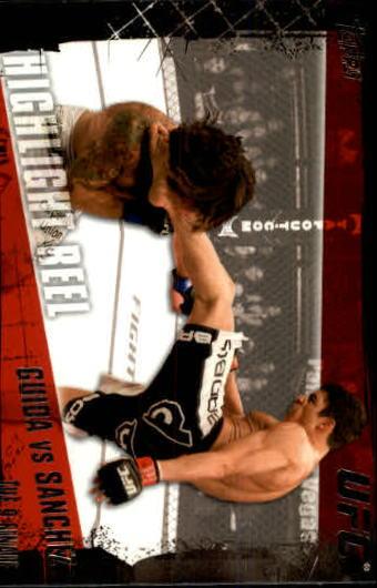 2010 Topps UFC #181 Clay Guida/Diego Sanchez