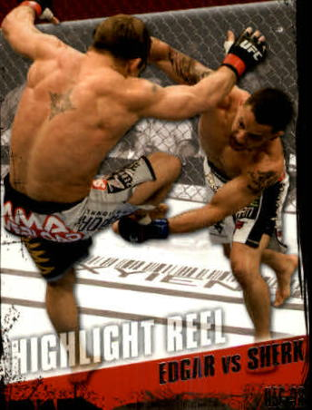 2010 Topps UFC #186 Frankie Edgar/Sean Sherk