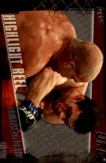 2010 Topps UFC #189 Forrest Griffin/Tito Ortiz