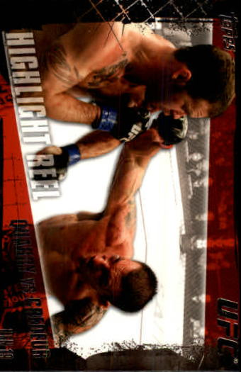 2010 Topps UFC #190 Nate Quarry/Tim Credeur