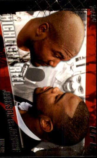 2010 Topps UFC #192 Quinton Jackson/Keith Jardine