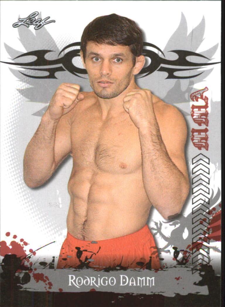 2010 Leaf MMA #9 Rodrigo Damm