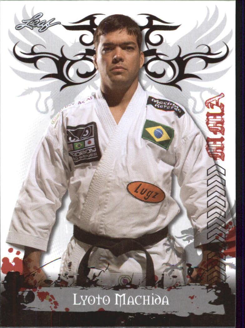 2010 Leaf MMA #20 Lyoto Machida