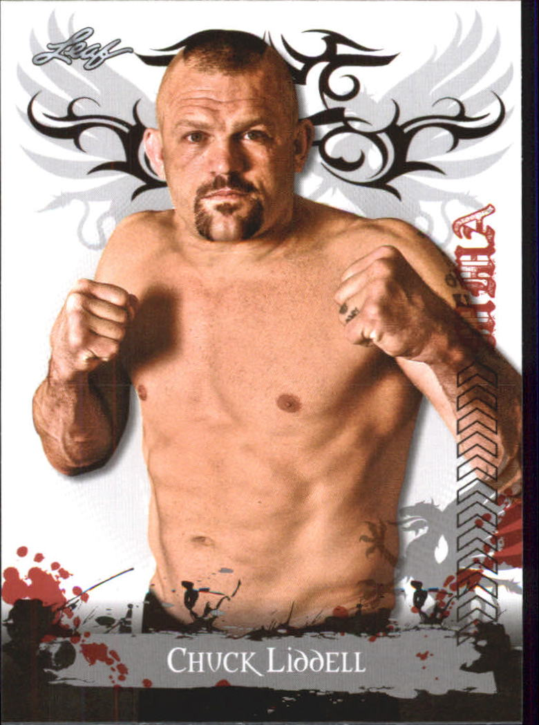2010 Leaf MMA #25 Chuck Liddell