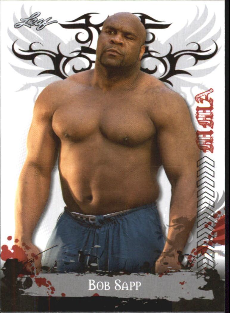 2010 Leaf MMA #26 Bob Sapp