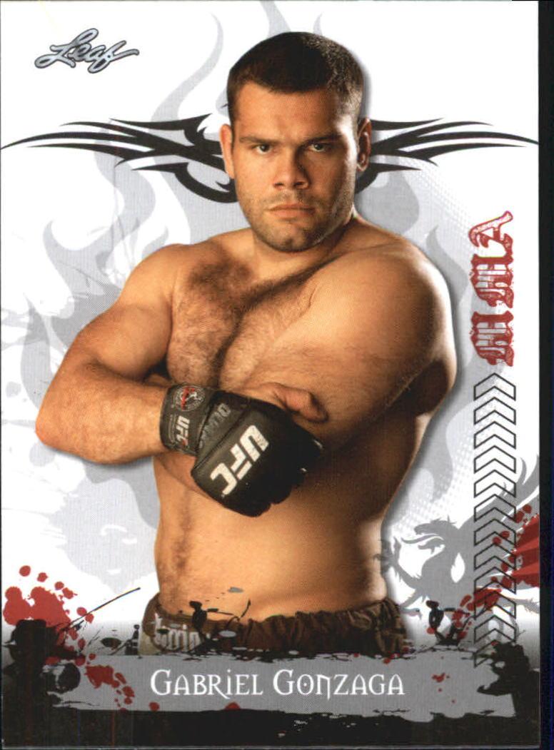 2010 Leaf MMA #38 Gabriel Gonzaga