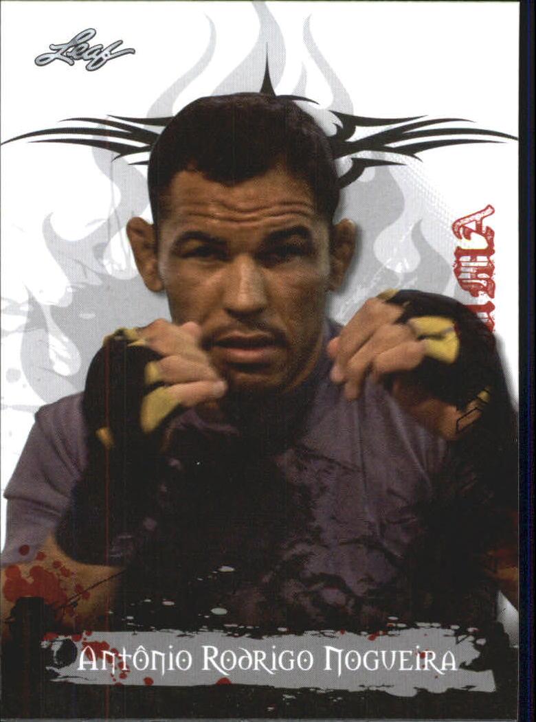 2010 Leaf MMA #40 Antonio Rodrigo Nogueira