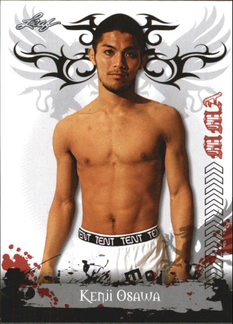 2010 Leaf MMA #41 Kenji Osawa