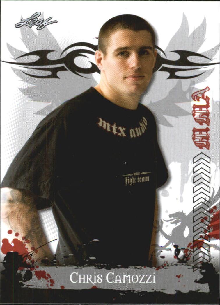 2010 Leaf MMA #43 Chris Camozzi