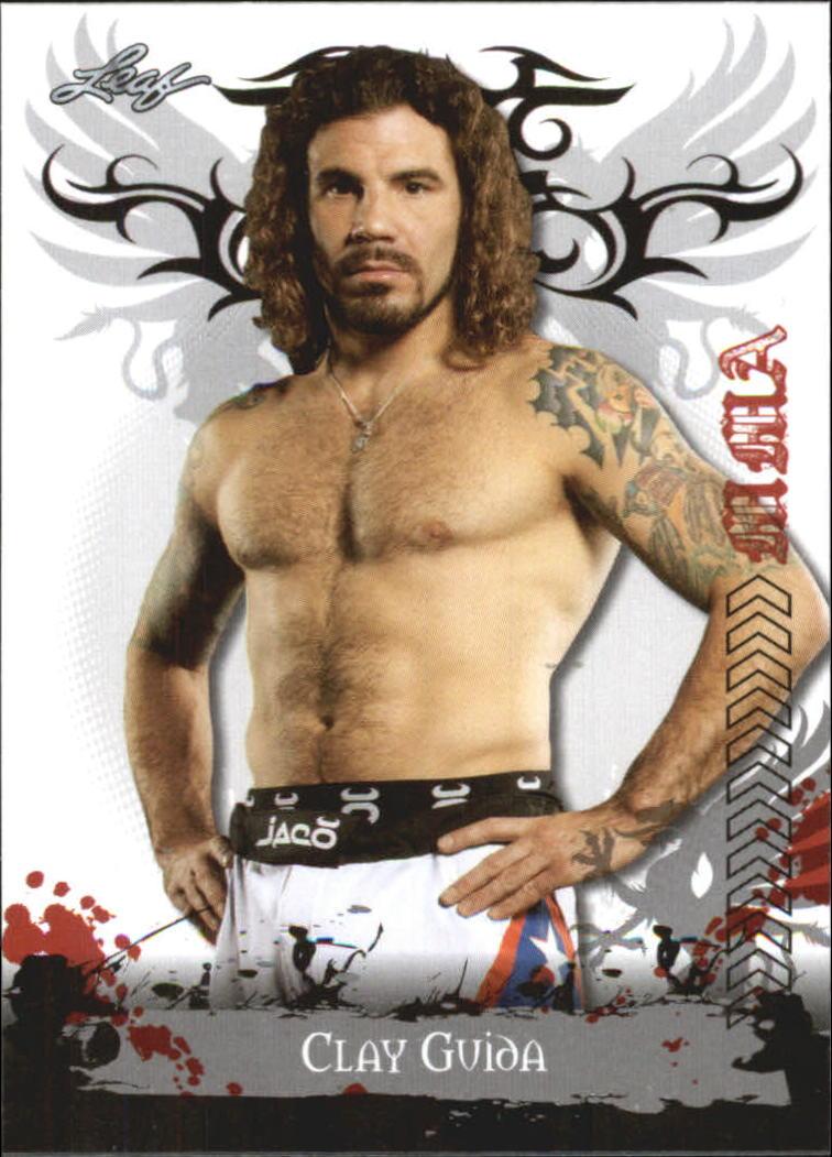 2010 Leaf MMA #48 Clay Guida