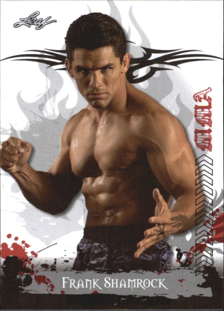 2010 Leaf MMA #74 Frank Shamrock