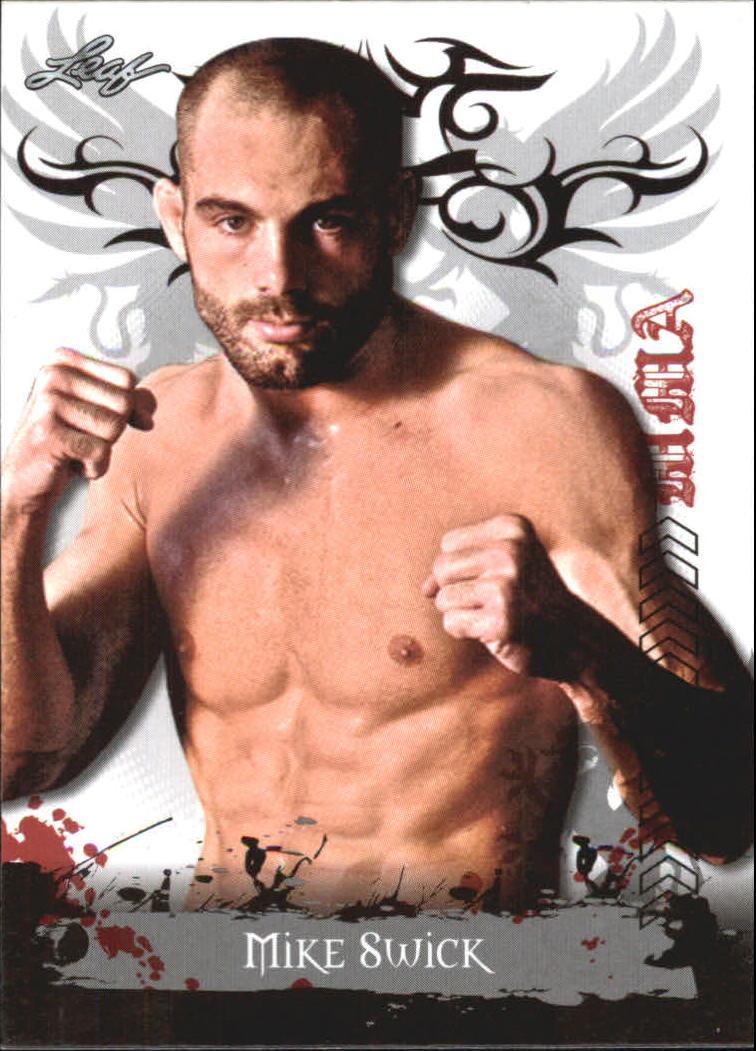 2010 Leaf MMA #90 Mike Swick