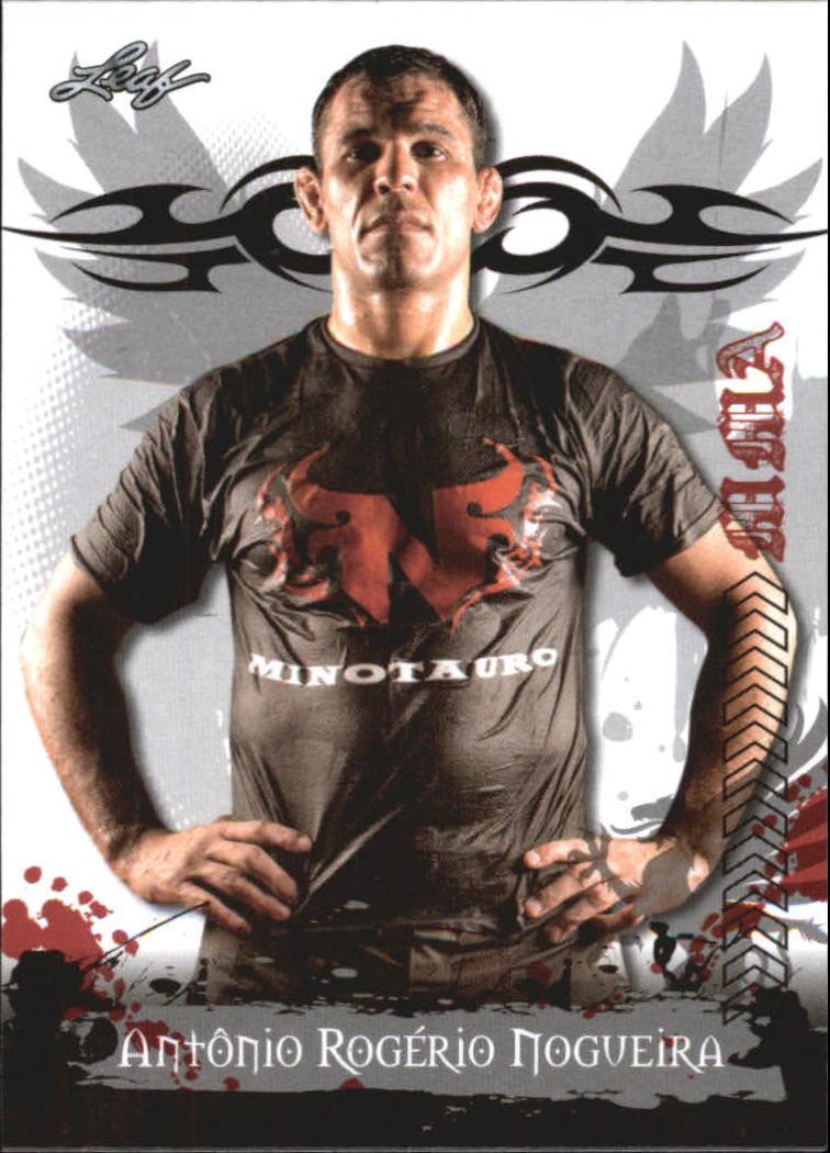 2010 Leaf MMA #93 Antonio Rogerio Nogueira
