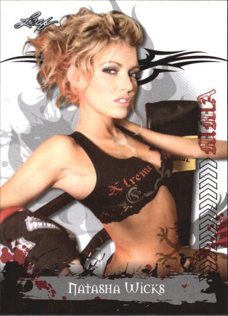 2010 Leaf MMA #96 Natasha Wicks
