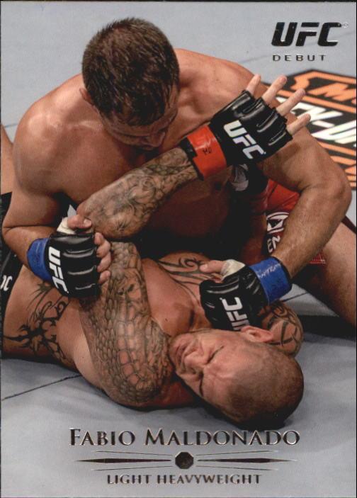 2011 Topps UFC Title Shot #124 Fabio Maldonado