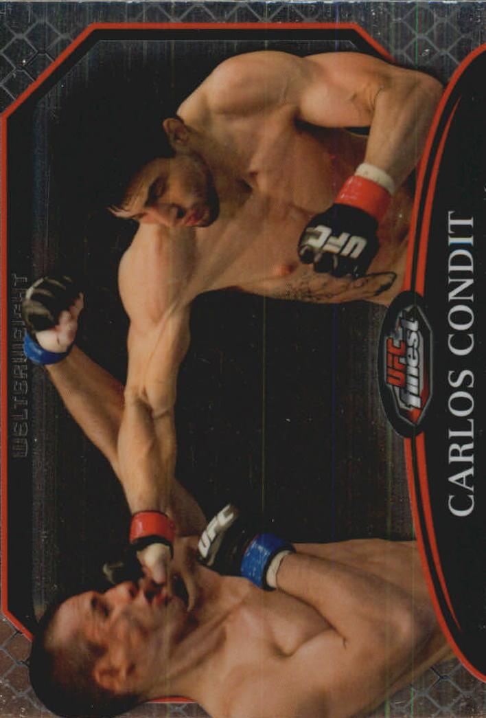 2011 Finest UFC #3 Carlos Condit
