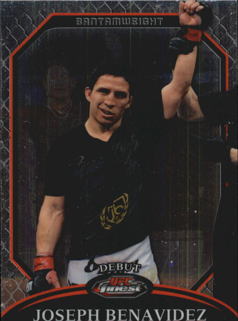 2011 Finest UFC #4 Joseph Benavidez