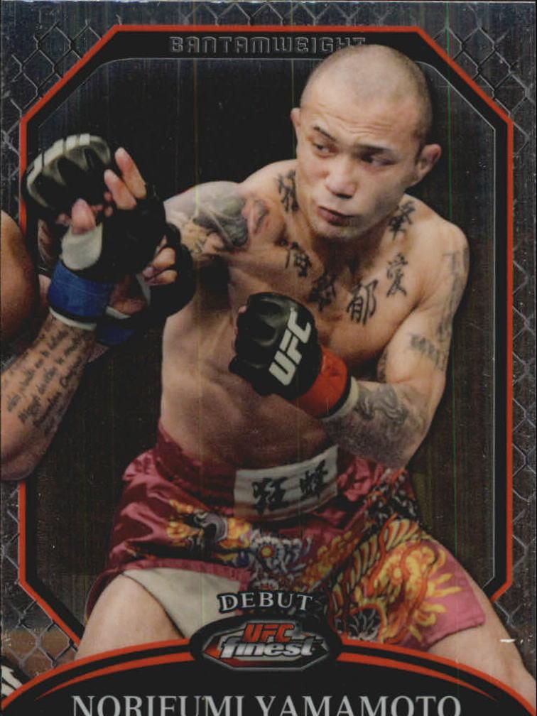2011 Finest UFC #5 Norifumi Yamamoto