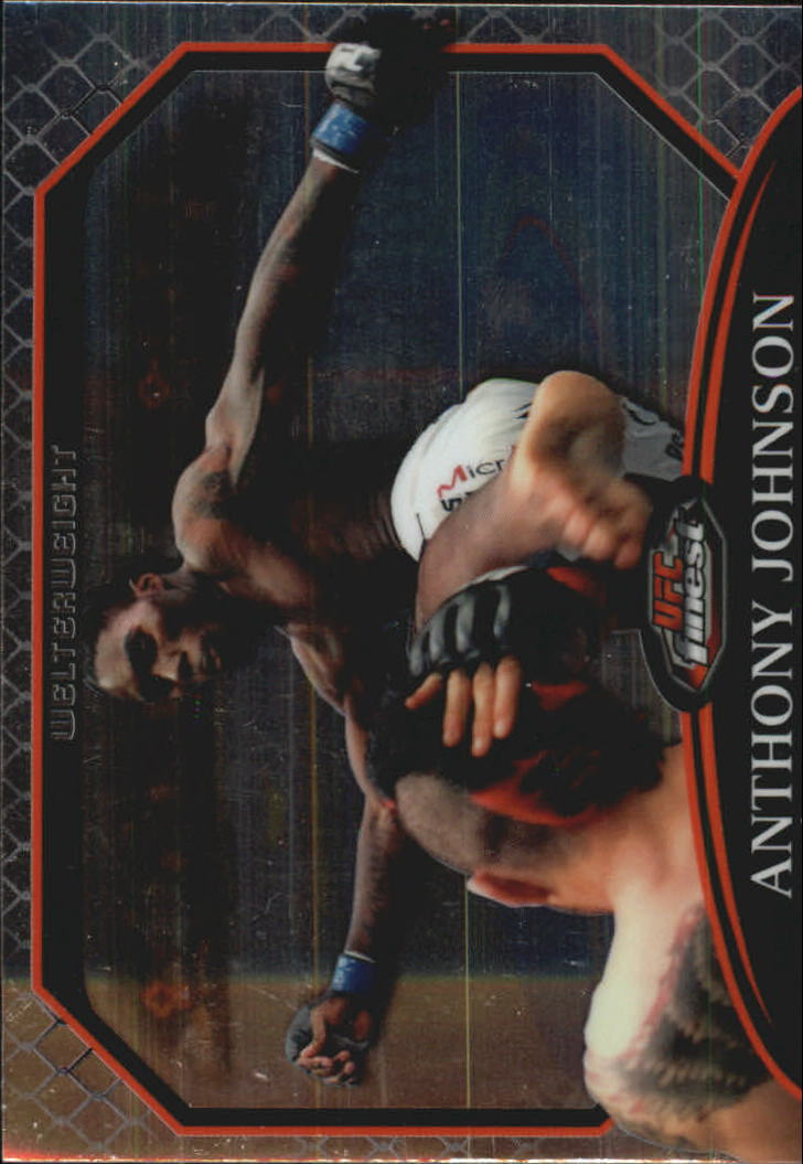 2011 Finest UFC #6 Anthony Johnson
