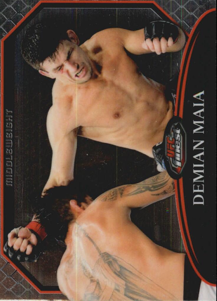 2011 Finest UFC #9 Demian Maia