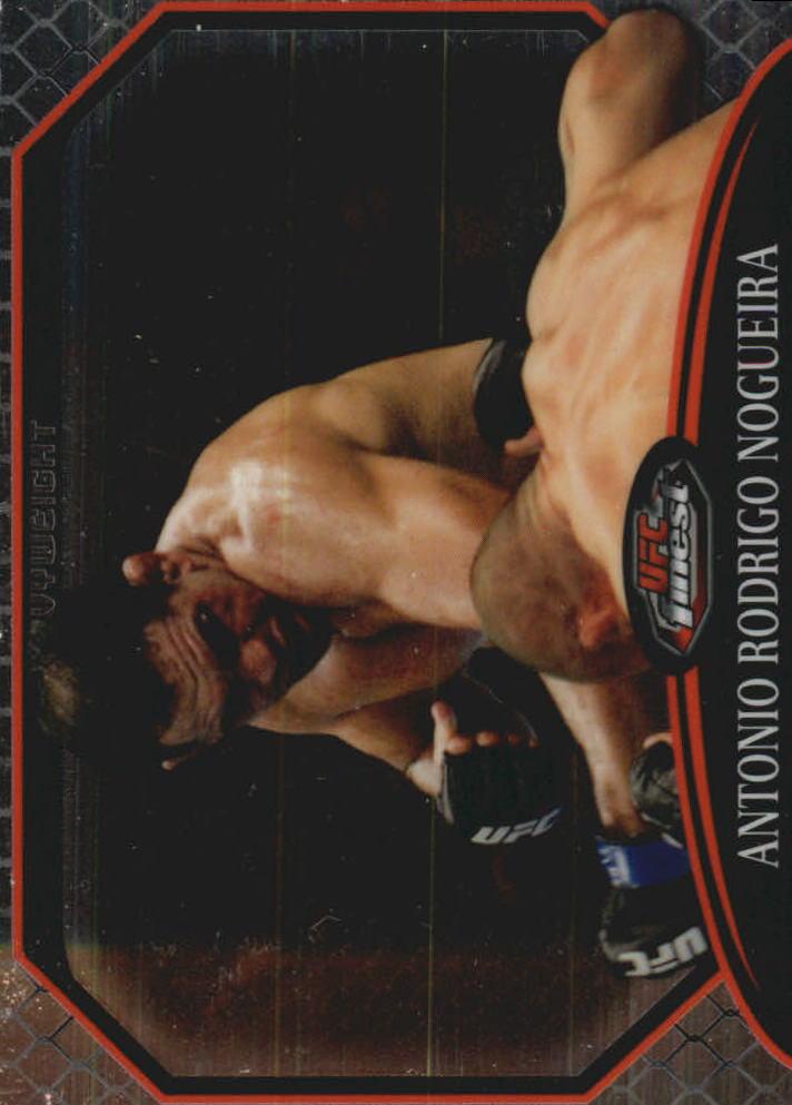 2011 Finest UFC #12 Antonio Rodrigo Nogueira